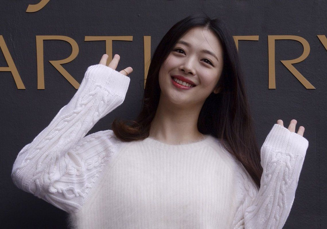 Quién era Sulli, la estrella de K-Pop hallada muerta a los 25 años en Corea del Sur