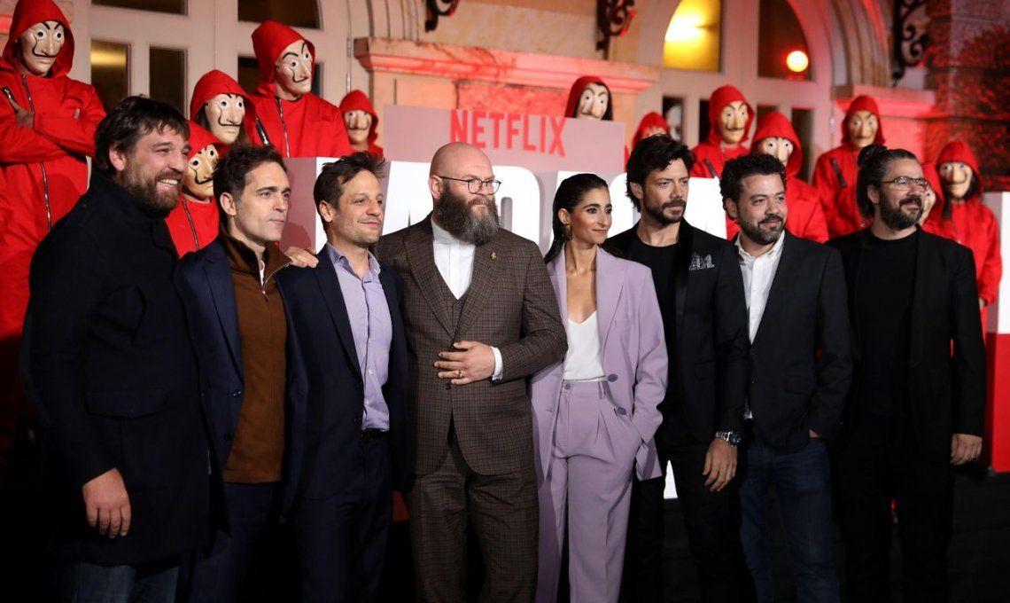 La Casa de Papel: confirmaron una quinta temporada
