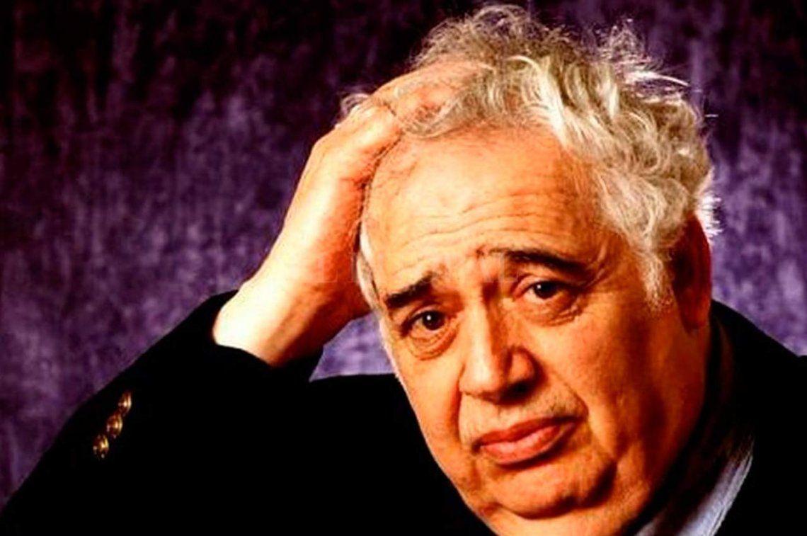 Murió el emblemático crítico literario Harold Bloom