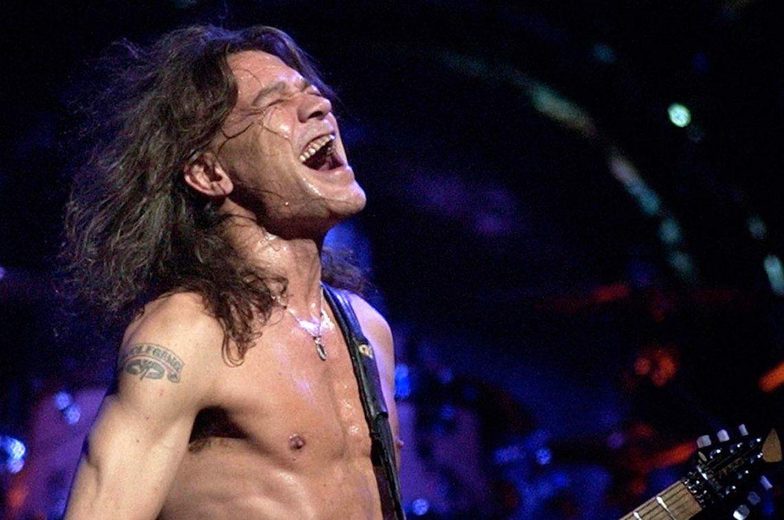 Tristeza en el rock: Eddie Van Halen sufre cáncer de garganta