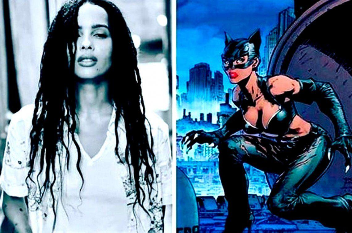 The Batman tendrá a la tercera Gatúbela negra: Zoë Kravitz