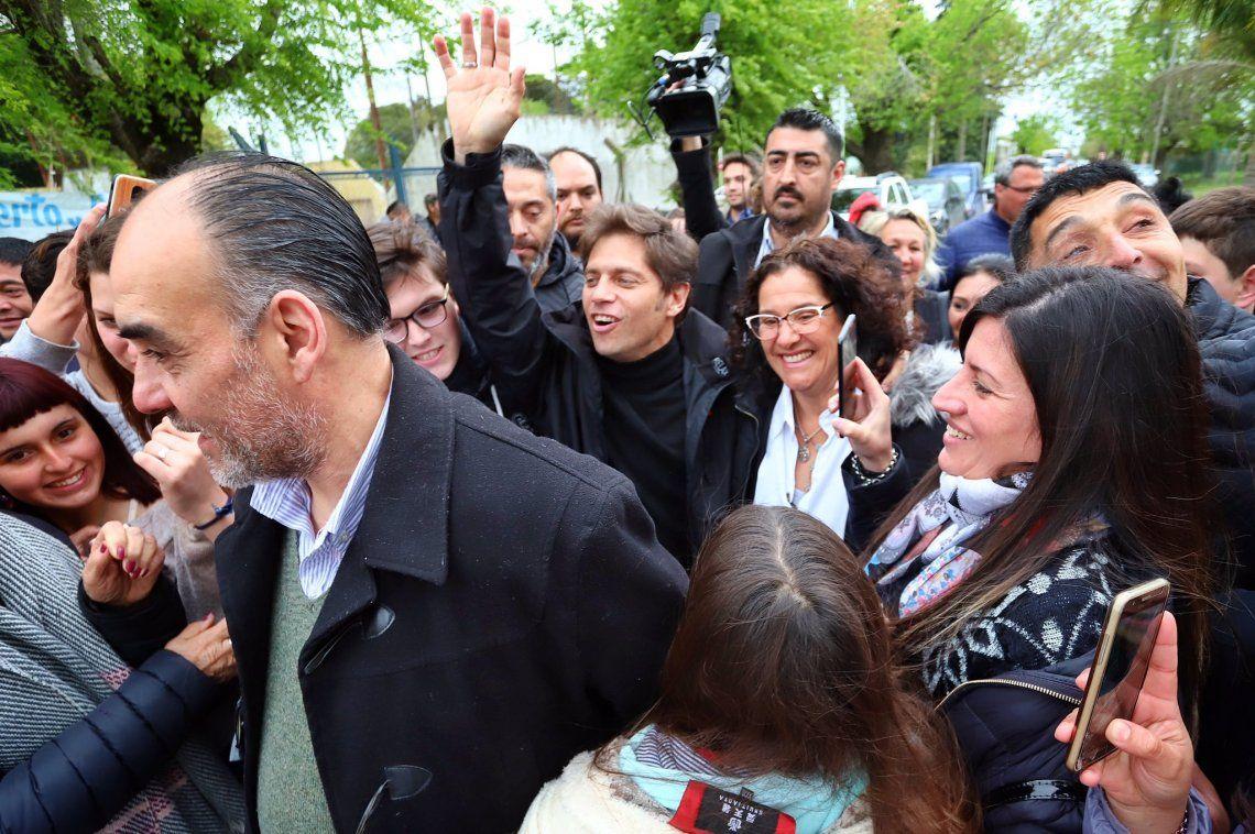 Kicillof: En las urnas se va a terminar la política de atacar a la industria nacional