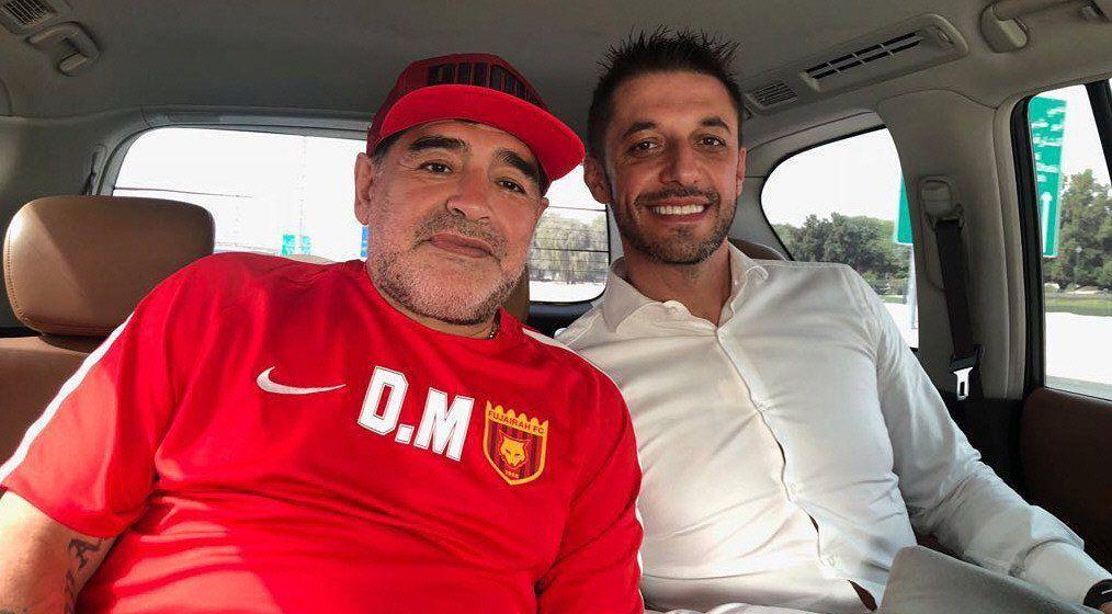 Matías Morla, sobre la supuesta hija de Diego Maradona: Haremos lo que sea para que conozca su identidad