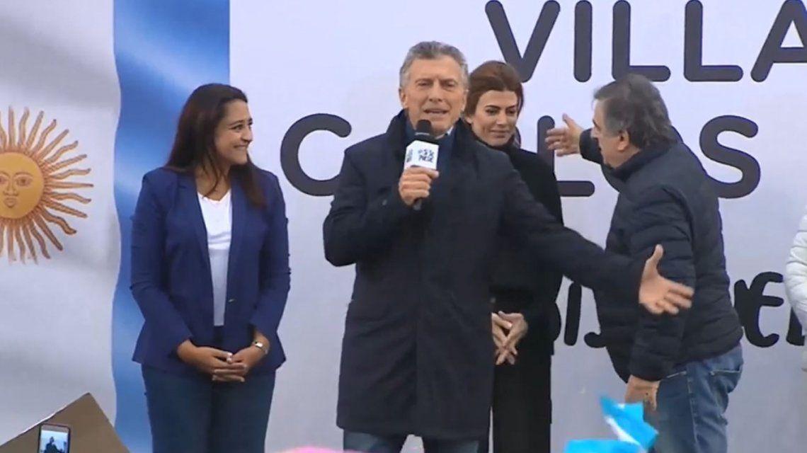 Mauricio Macri: Hay que convencer hasta el último amigo para votar y cambiar la historia para siempre