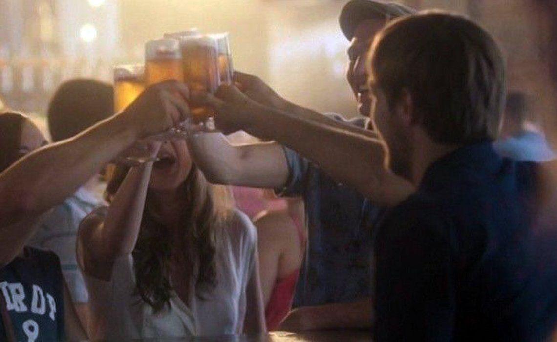 El 70% de los niños entre 12 y 14 años consume alcohol
