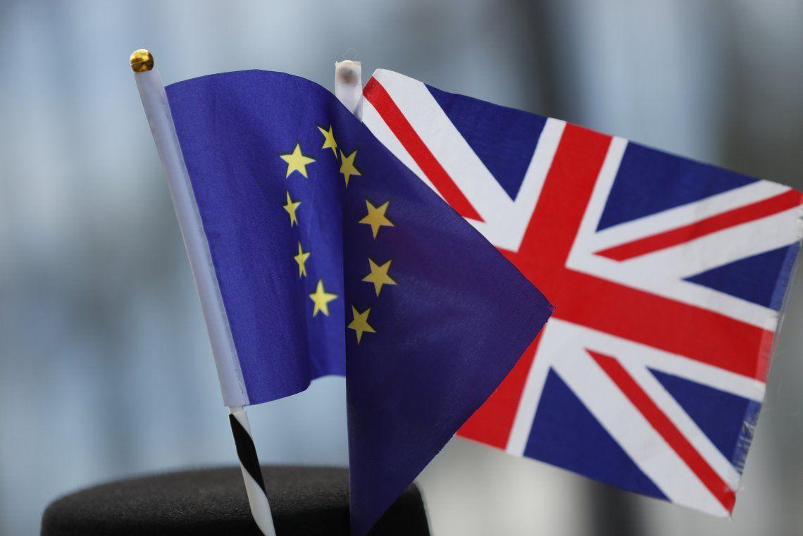 La Unión Europea y el Reino Unido llegaron a un acuerdo para el Brexit