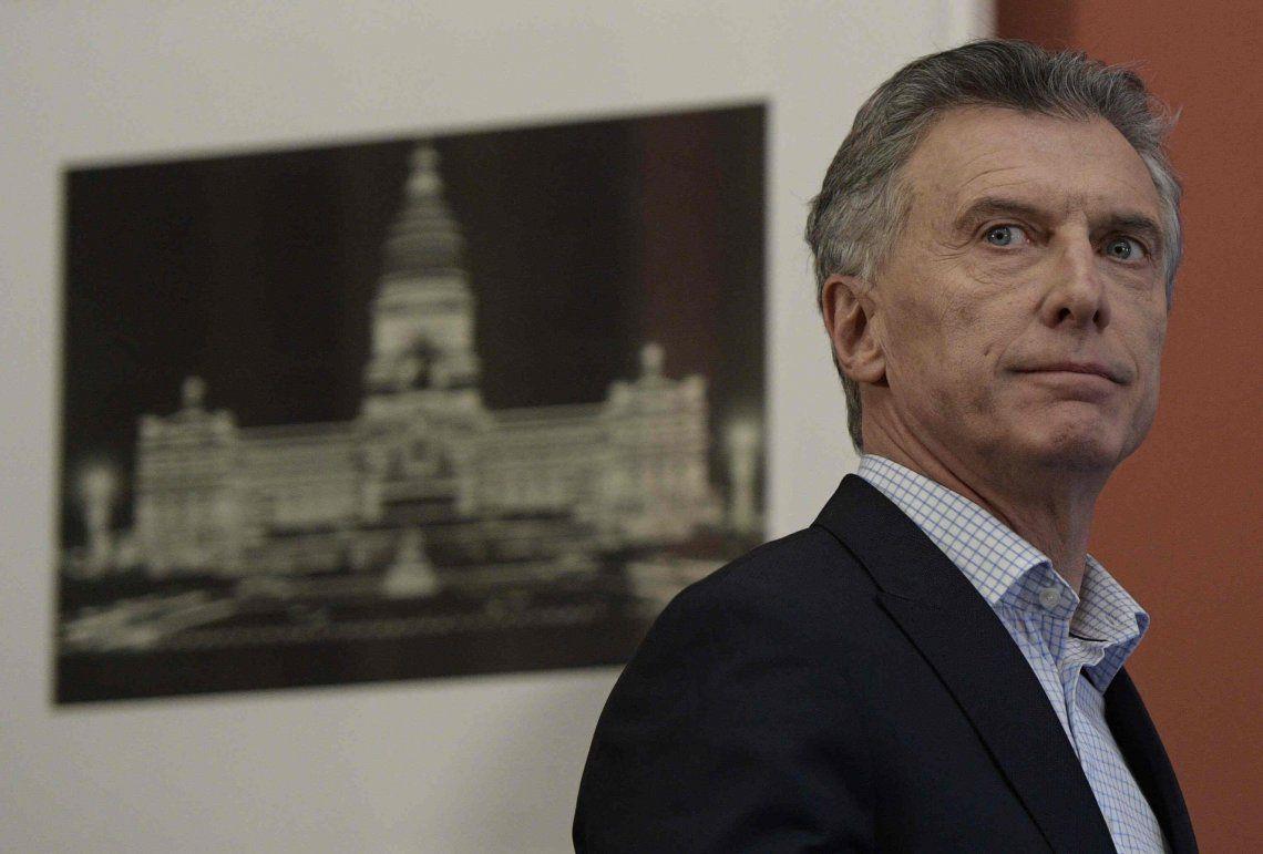 Macri: Hemos sido como un alcohólico recurrente con la inflación