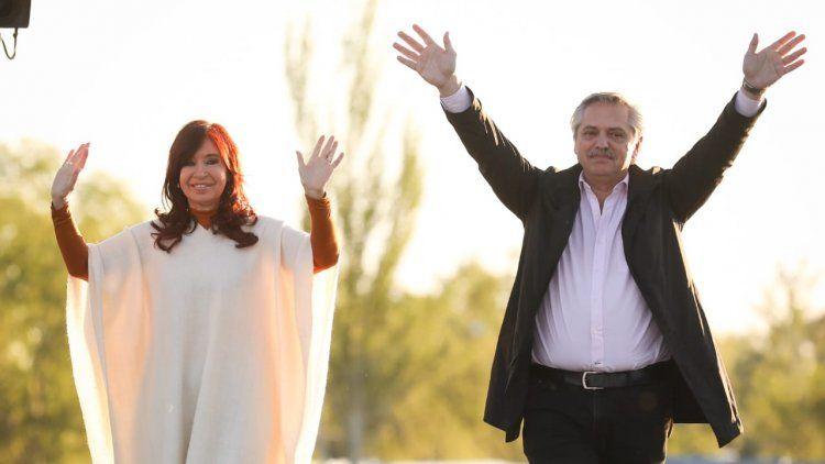 Alberto Fernández: Hace muchos años que no pasábamos un 17 de octubre todos unidos
