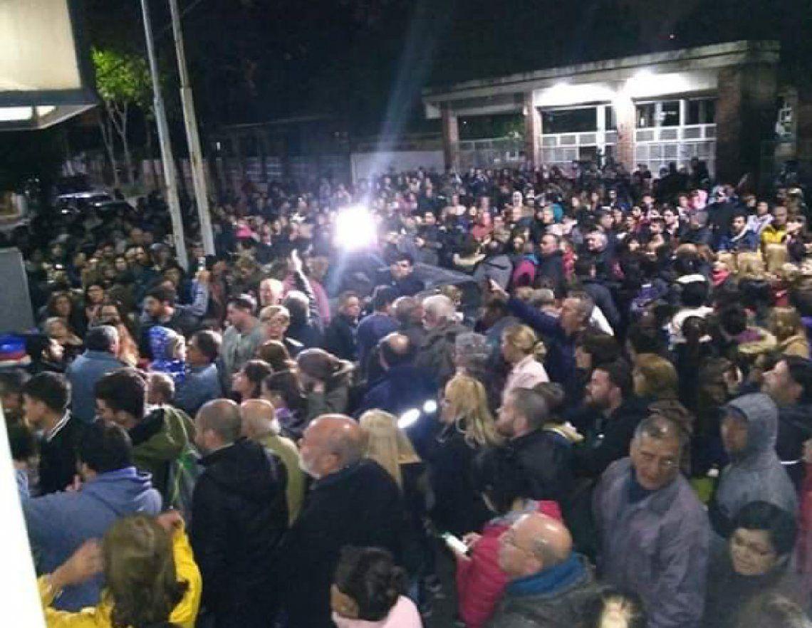 Alejandro Korn: reclamaron justicia por el crimen de Berta Hauche