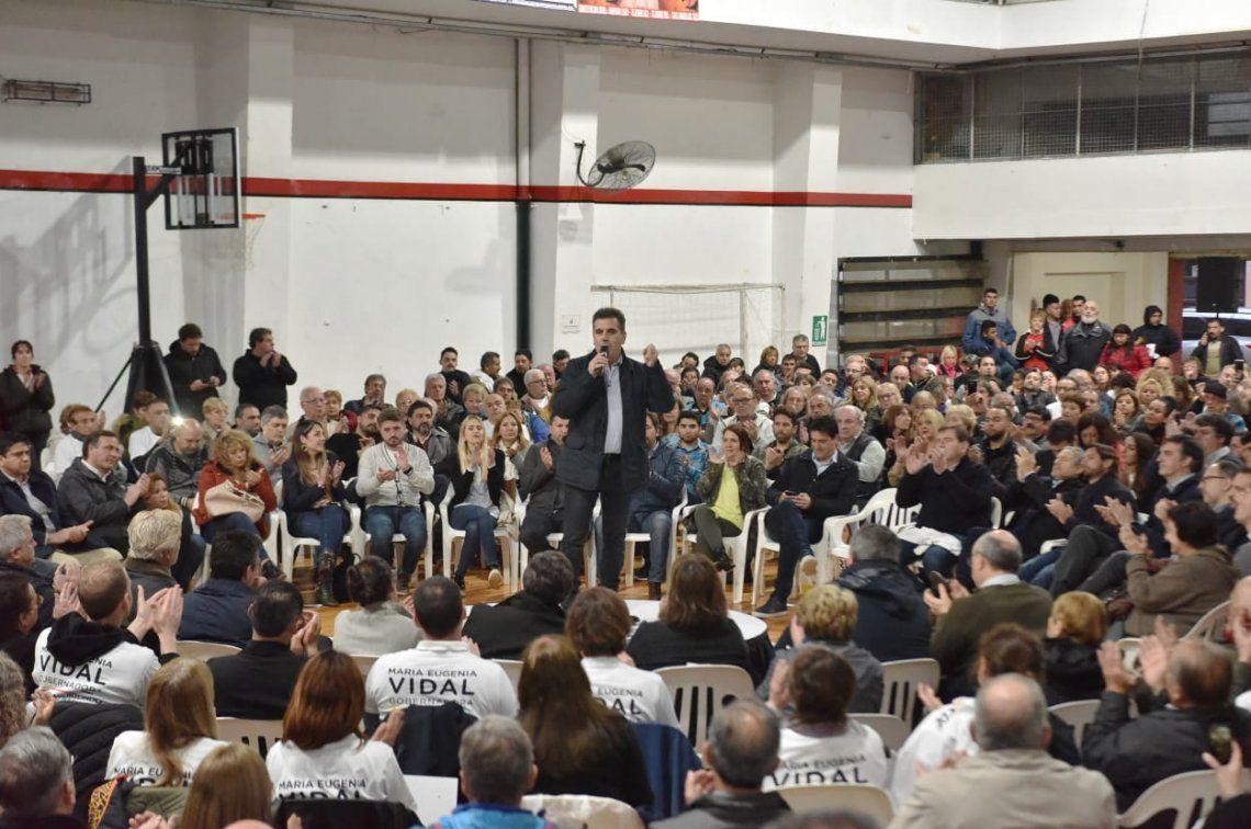 Ritondo: Mar del Plata necesita un intendente como Guillermo Montenegro