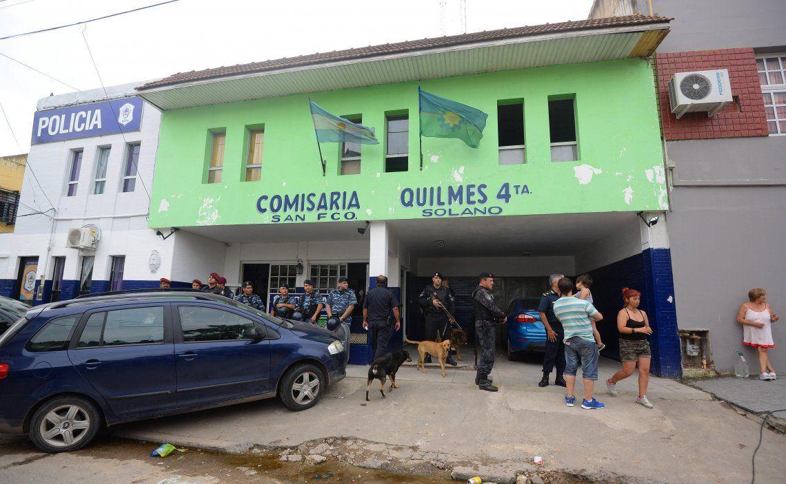 La denuncia fue radicada por las víctimas en la Comisaría 4ta. de Quilmes