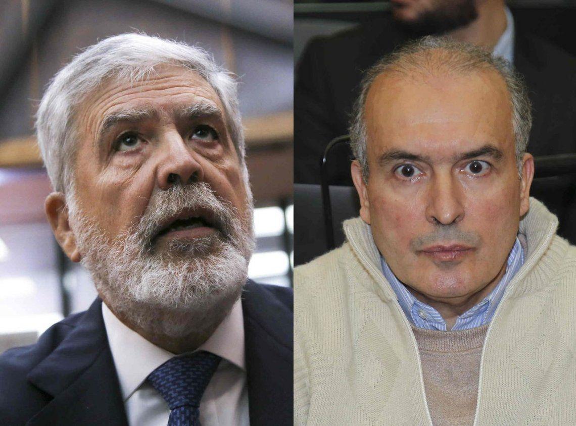 De Vido y López