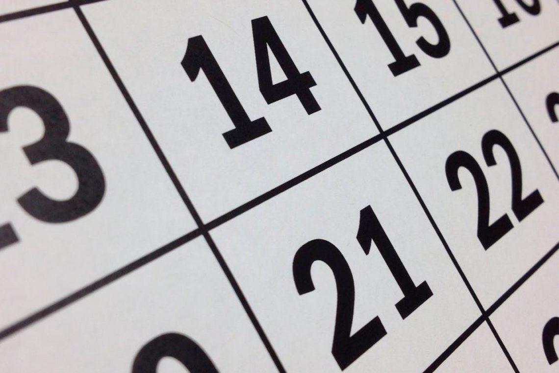 ¿Cuáles serán los feriados puente del año 2020?