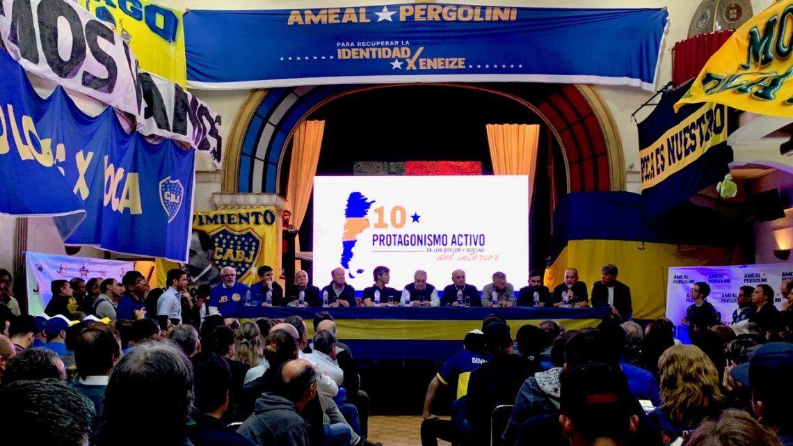 Jorge Amor Ameal: La verdadera oposición está unida, lo que está dividido es el oficialismo