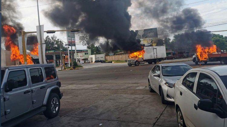 Liberan al hijo del Chapo Guzmán para mantener la paz en Culiacán