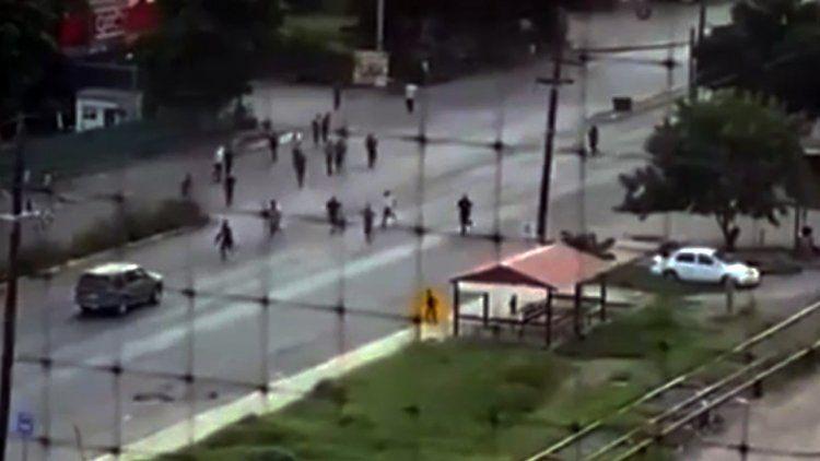Video: 55 reos se fugaron del penal de Aguaruto y aterrorizaron las calles de Culiacán