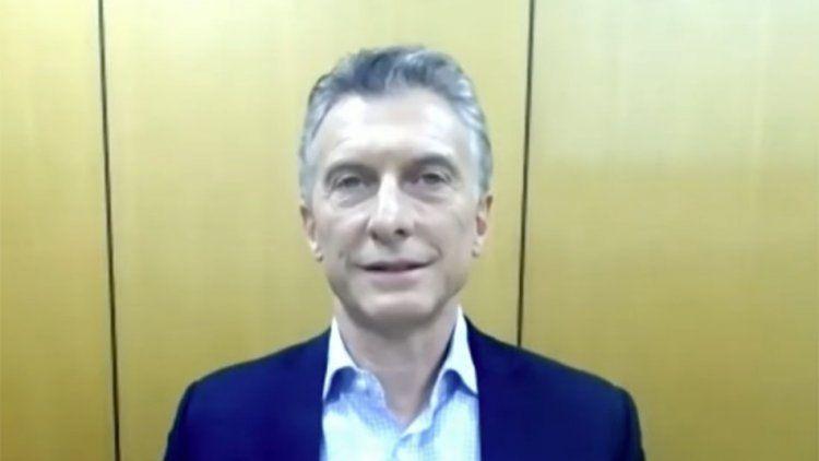 Mauricio Macri: Sé que hay muchos escépticos en el círculo rojo