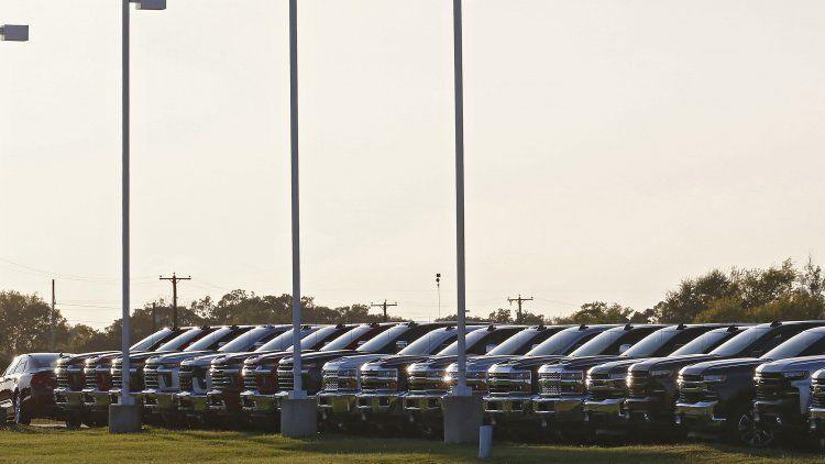 Las ventas del sector automotor quedaron lejos del objetivo esperado.