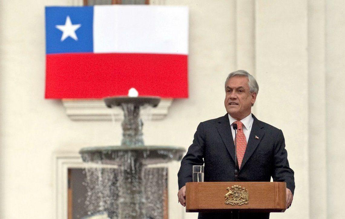 Protestas en Chile: Sebastián Piñera decretó el Estado de Emergencia