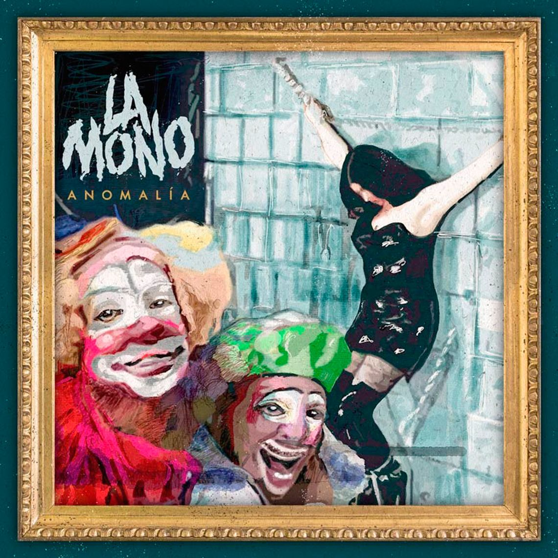 La Mono lanzó su segundo disco, con tapa ilustrada por el Indio Solari