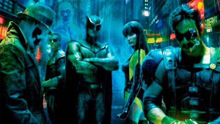 A 10 años de la película de Watchmen