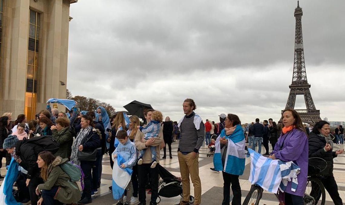 Elecciones 2019: la Marcha del Millón en distintas ciudades del mundo para apoyar a Mauricio Macri