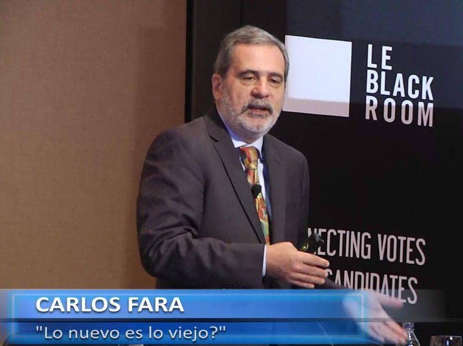 El análisis de Carlos Fara en la previa al debate presidencial: ¿más chicanas y dedos?