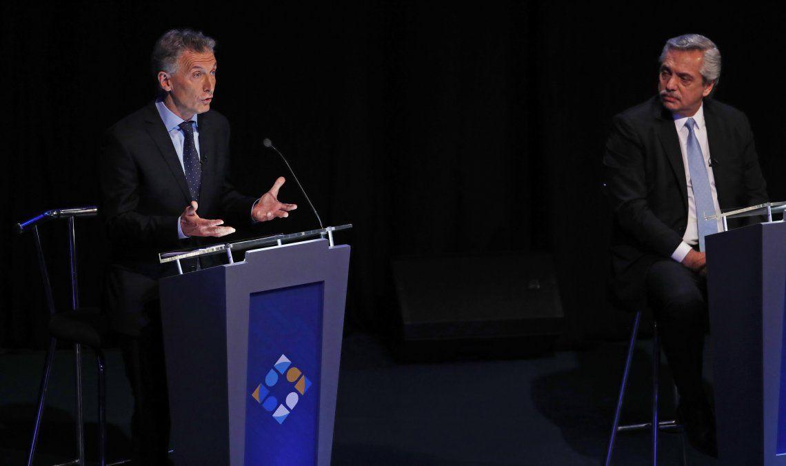 Macri afirmó que cuando Fernández fue jefe de Gabinete se importaban 20 mil kilos de efedrina y ahora sólo 20.