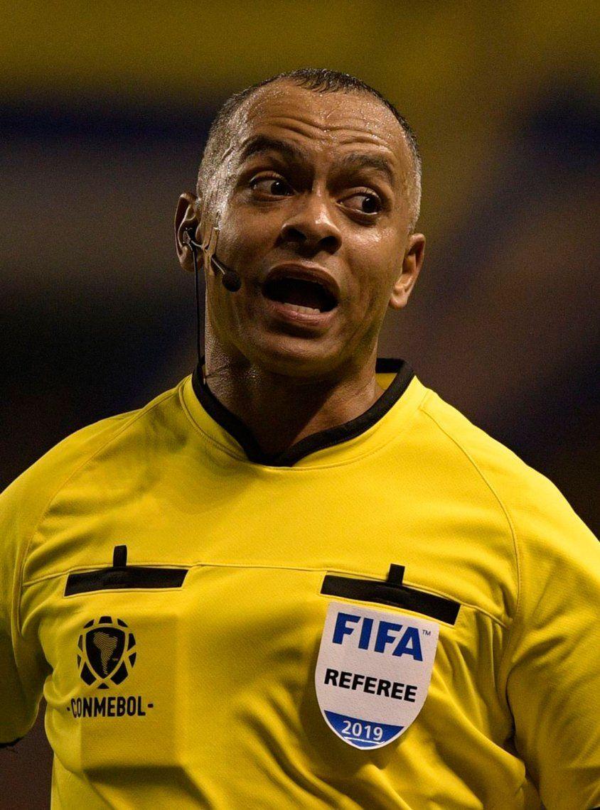 Wilton Sampaio, el árbitro brasileño de la revancha de la semifinal de la Copa Libertadores: ¿cómo le fue dirigiendo a Boca y River?