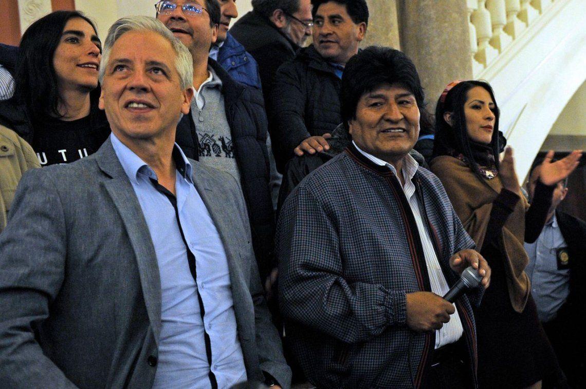 El Gobierno informó que sigue con atención las elecciones en Bolivia