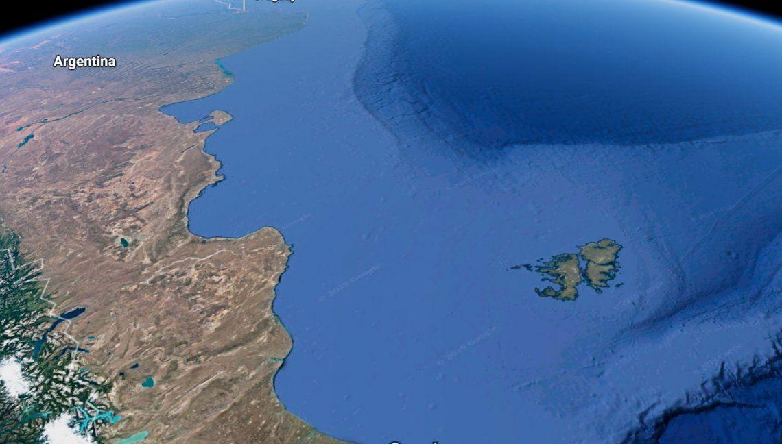El Gobierno autorizó a dos empresas a explorar el mar argentino