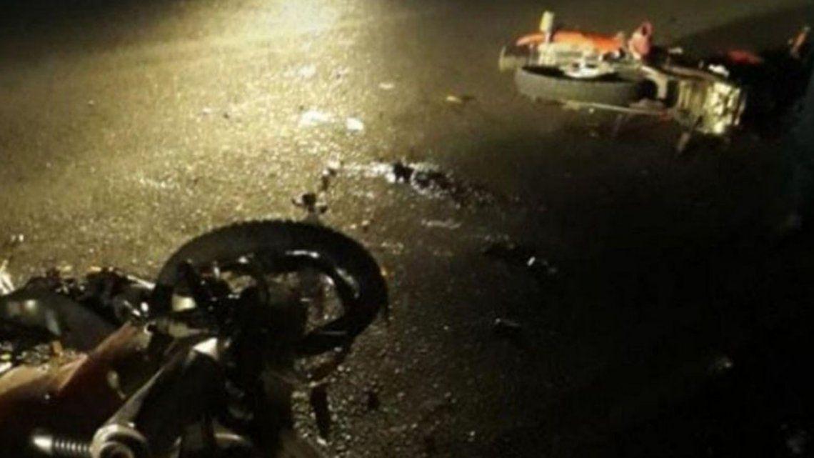 Tucumán | Una beba murió en un choque de motos: iban tres personas en el vehículo
