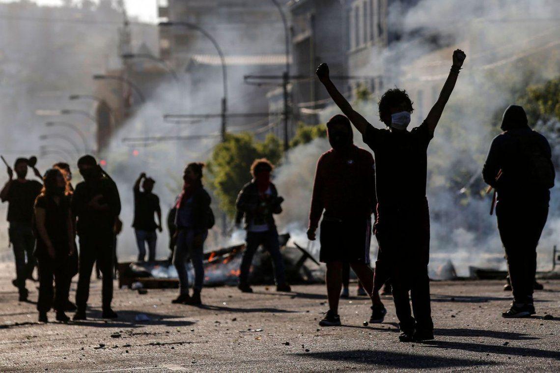 Estallido en Chile: once muertos y una nueva protesta masiva en Santiago