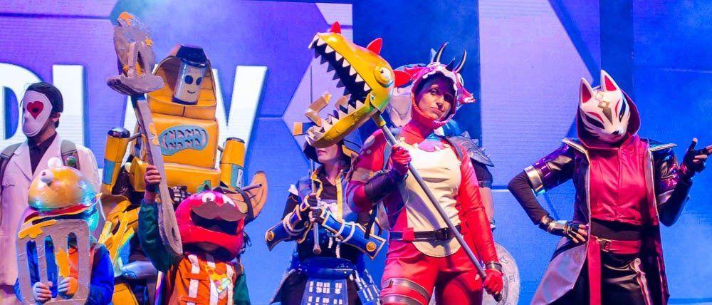 Las mejores imágenes de la Argentina Game Show 2019