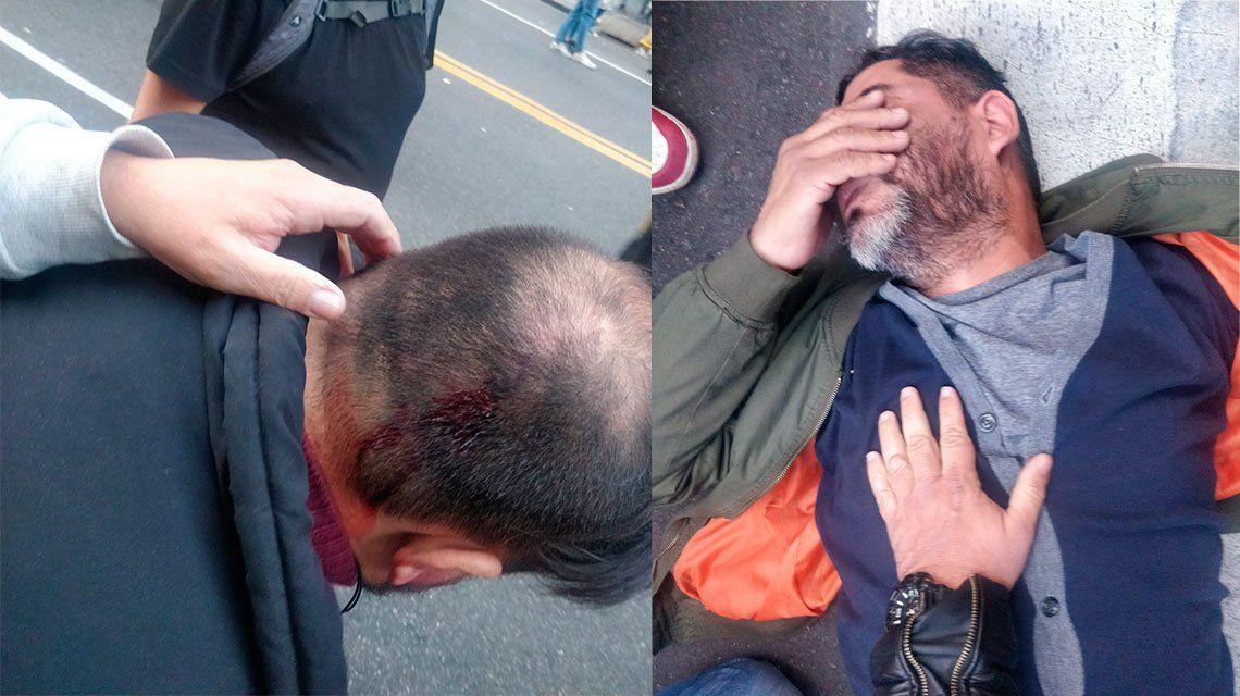 Incidentes frente al consulado de Chile en Buenos Aires: tres heridos y 9 detenidos