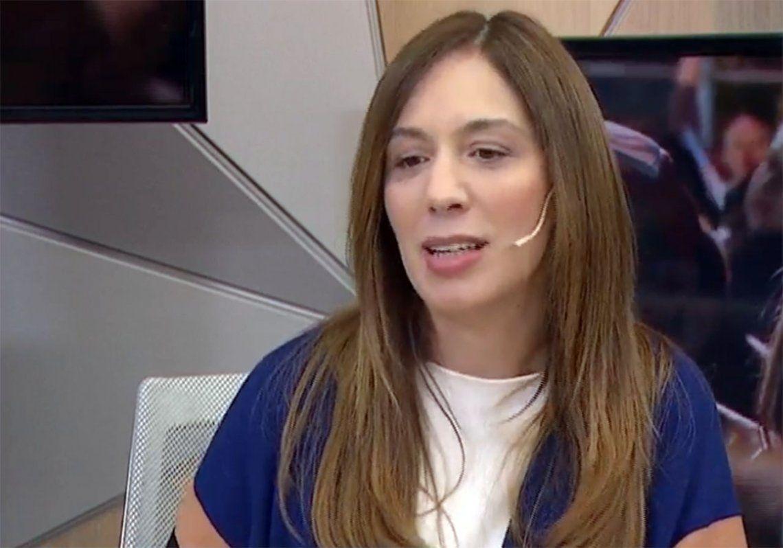 María Eugenia Vidal: La diferencia en las PASO me sorprendió y me hizo hacer autocrítica