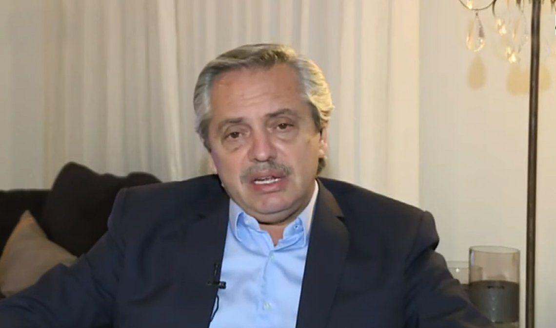 Alberto Fernández: Las políticas neoliberales lastiman a los que menos tienen