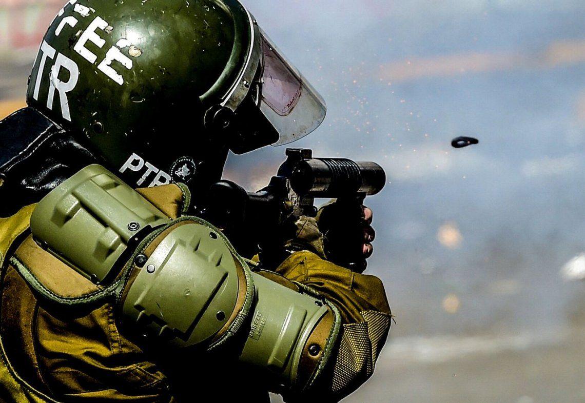Chile: confirmaron 15 muertos y 2600 detenidos tras el estallido social