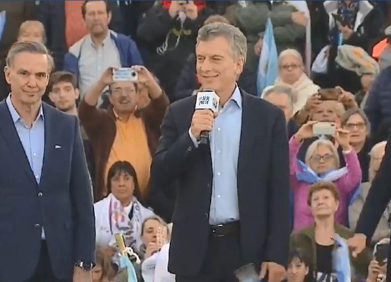 Elecciones 2019 | Mauricio Macri: Demostramos que podemos hacer obras en todo el país sin corrupción