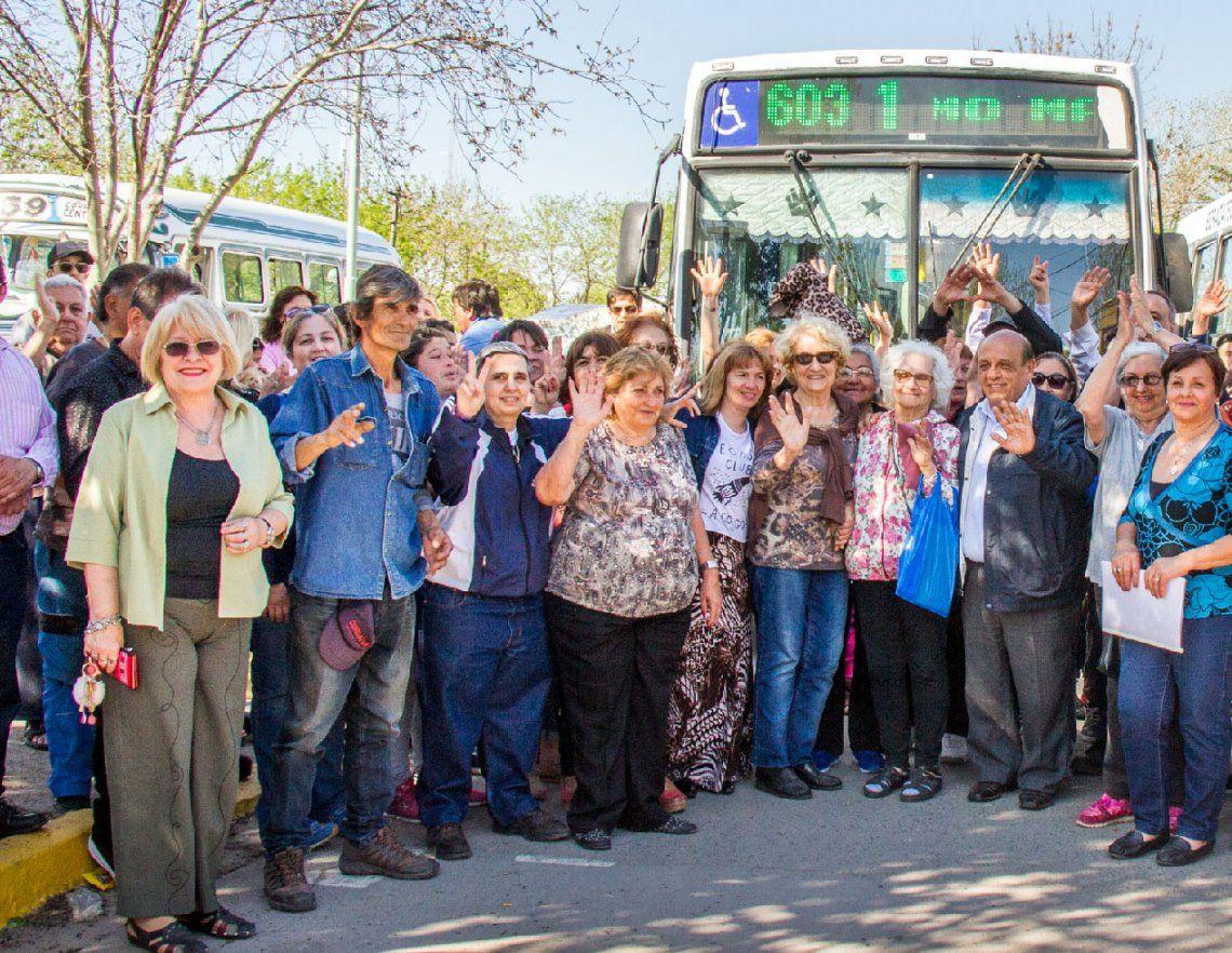 Berazategui: extienden servicio de micros a Barrio Marítimo