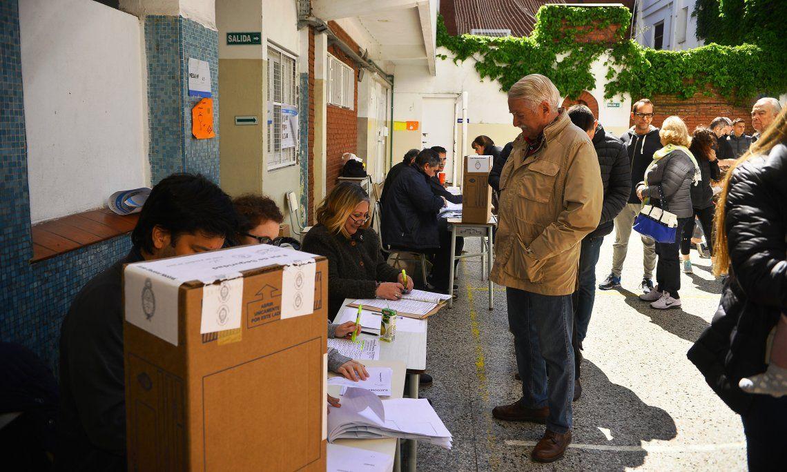 En Vicente López se elige intendente