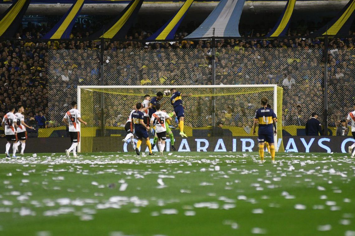 La gran polémica: ¿estuvo bien anulado el gol de Boca?