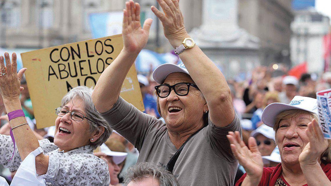 Argentina tiene uno de los peores sistemas jubilatorios