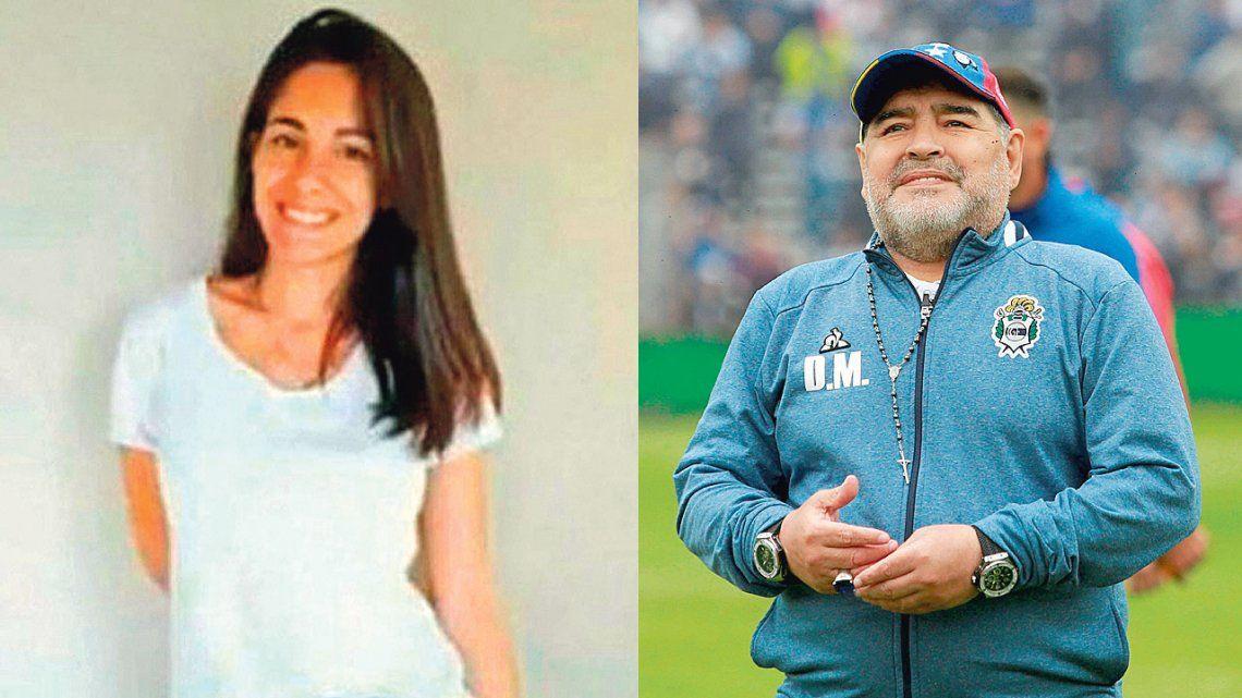 Magalí Gil, más cerca de ser parte del clan Maradona