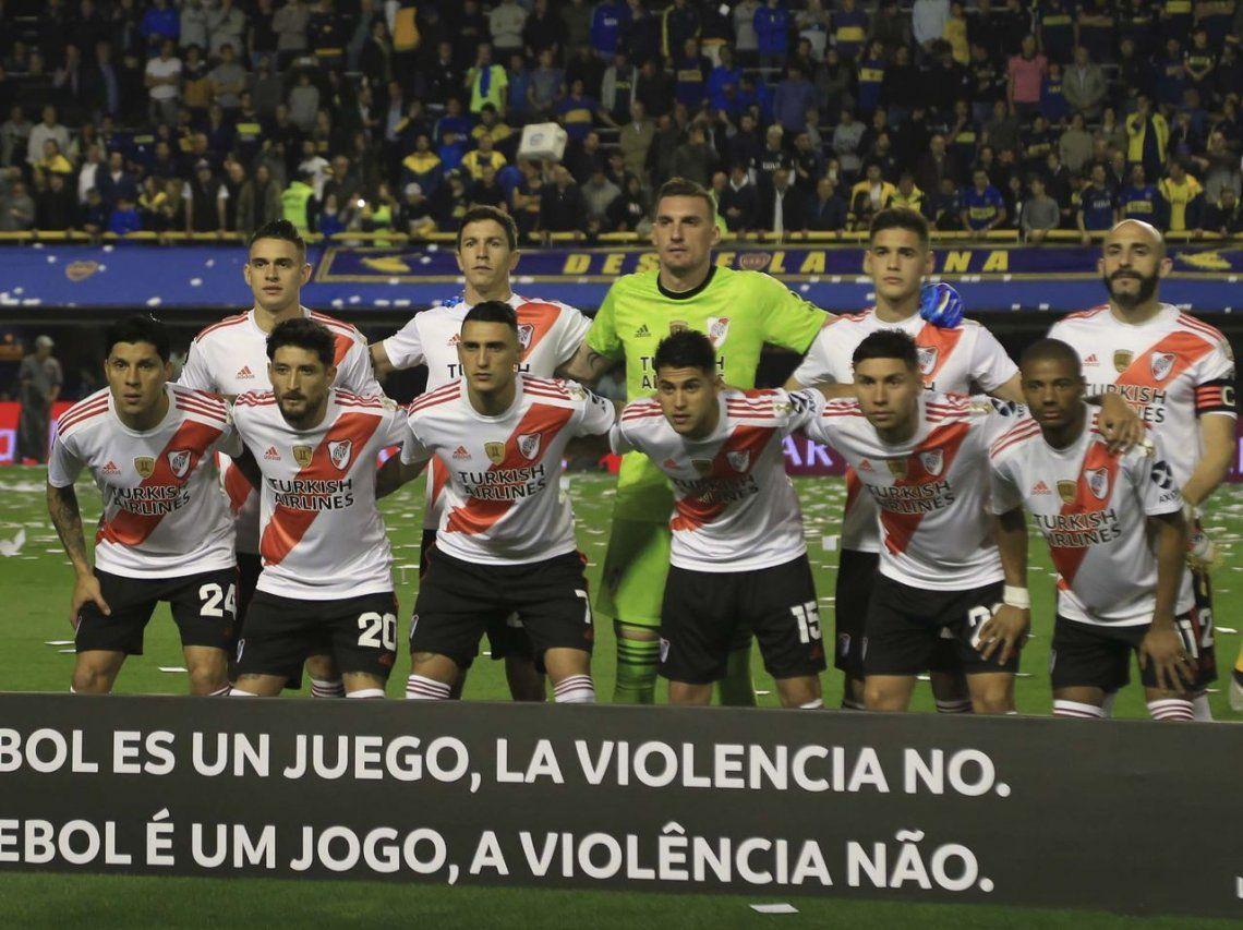 El uno por uno de River ante Boca en la semifinal de la Copa Libertadores
