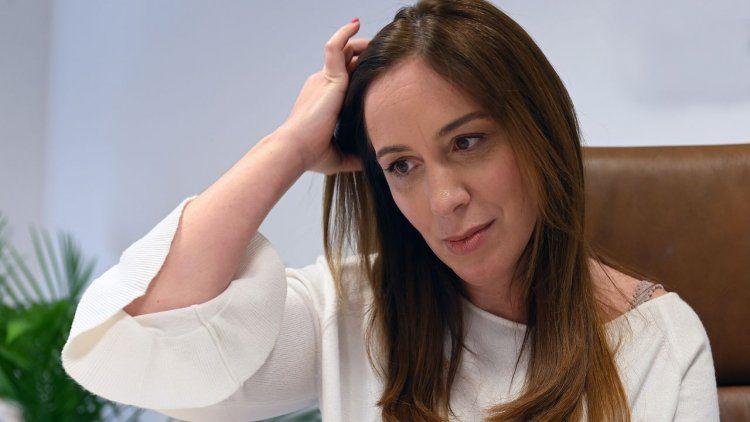 Reapareció Vidal: Los bonaerenses no se dan por vencidos