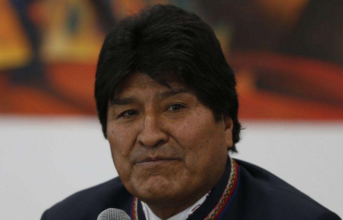 Bolivia: Evo Morales invitó a Argentina, Brasil, Colombia y EE.UU. a auditar los votos y dijo que si se verifica el fraude, convocará a una segunda vuelta