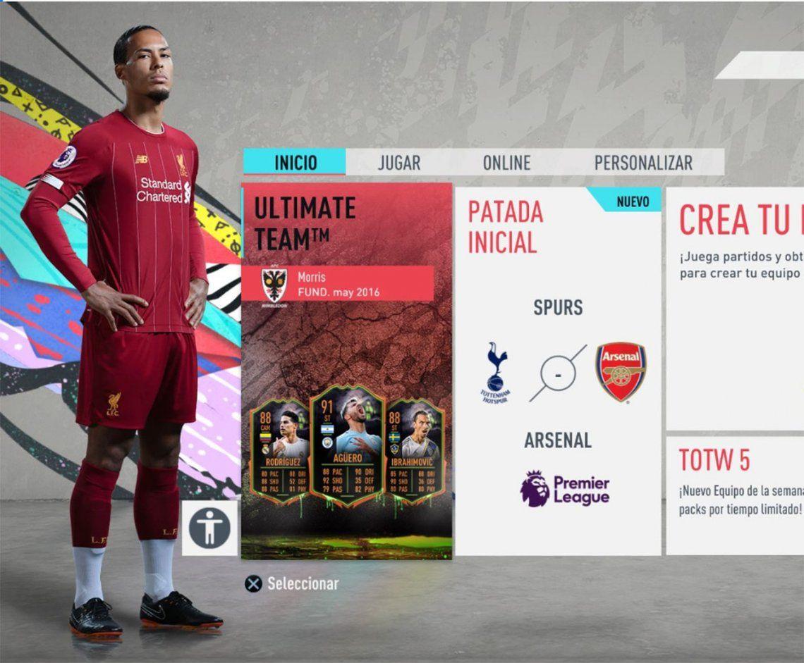 FIFA 20: cómo es la nueva edición del popular simulador de fútbol de EA Sports