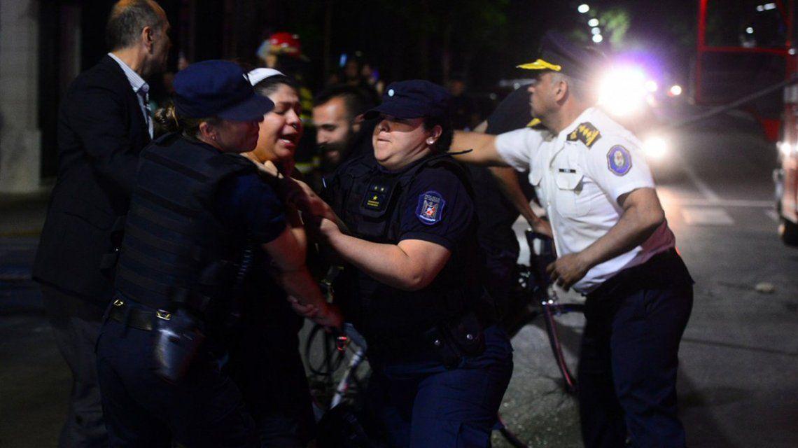 Mendoza: organizaciones sociales denuncian violenta represión tras protesta en apoyo a Chile