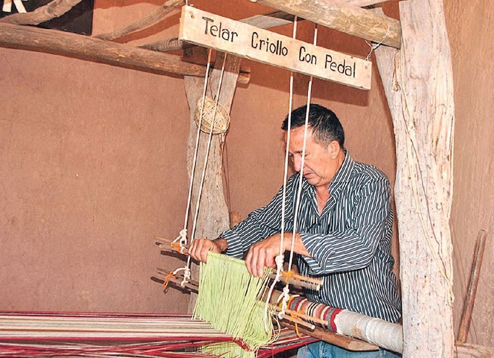 Santa Clara: el pueblo de La Rioja en donde el gran atractivo son los telares